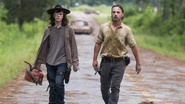 The Walking Dead midseason finale recap