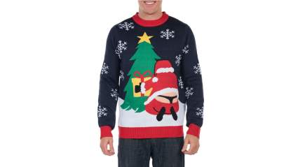whale-tail-christmas-sweater