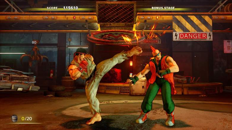 SFV Arcade Edition