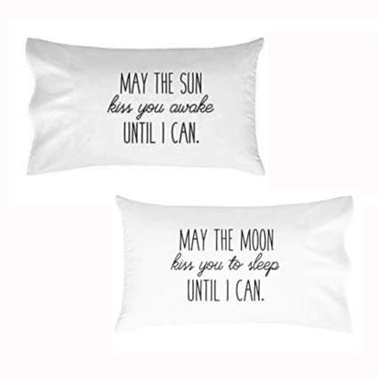 romantic pillowcase set