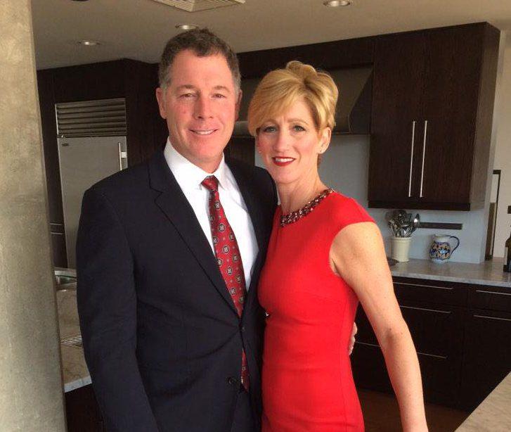 Pat Shurmur wife, Pat Shurmur son, Jennifer Shurmur