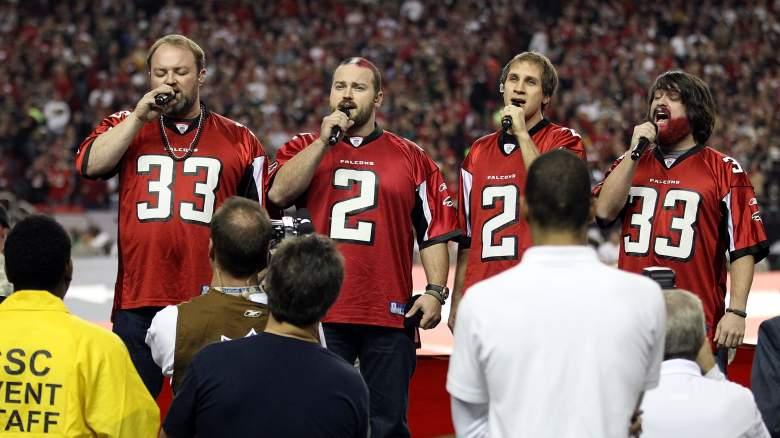 alabama georgia anthem, zac brown band anthem, cfp final anthem, national anthem