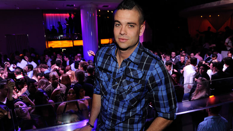 Mark Salling girlfriend