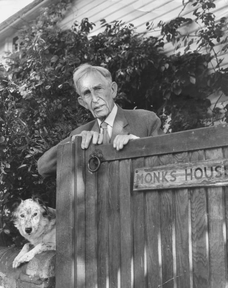 Leonard Woolf, Virginia Woolf husband, Virginia Woolf Google Doodle