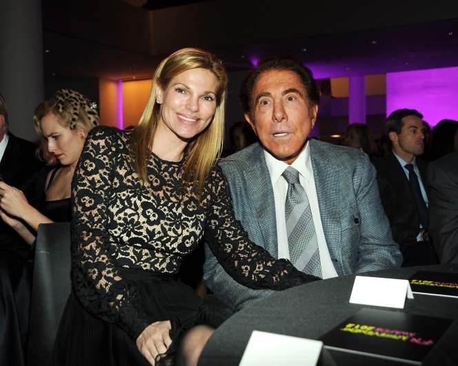 Steve Wynn's wife