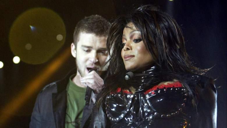 Janet Jackson Justin Timberlake Halftime Show
