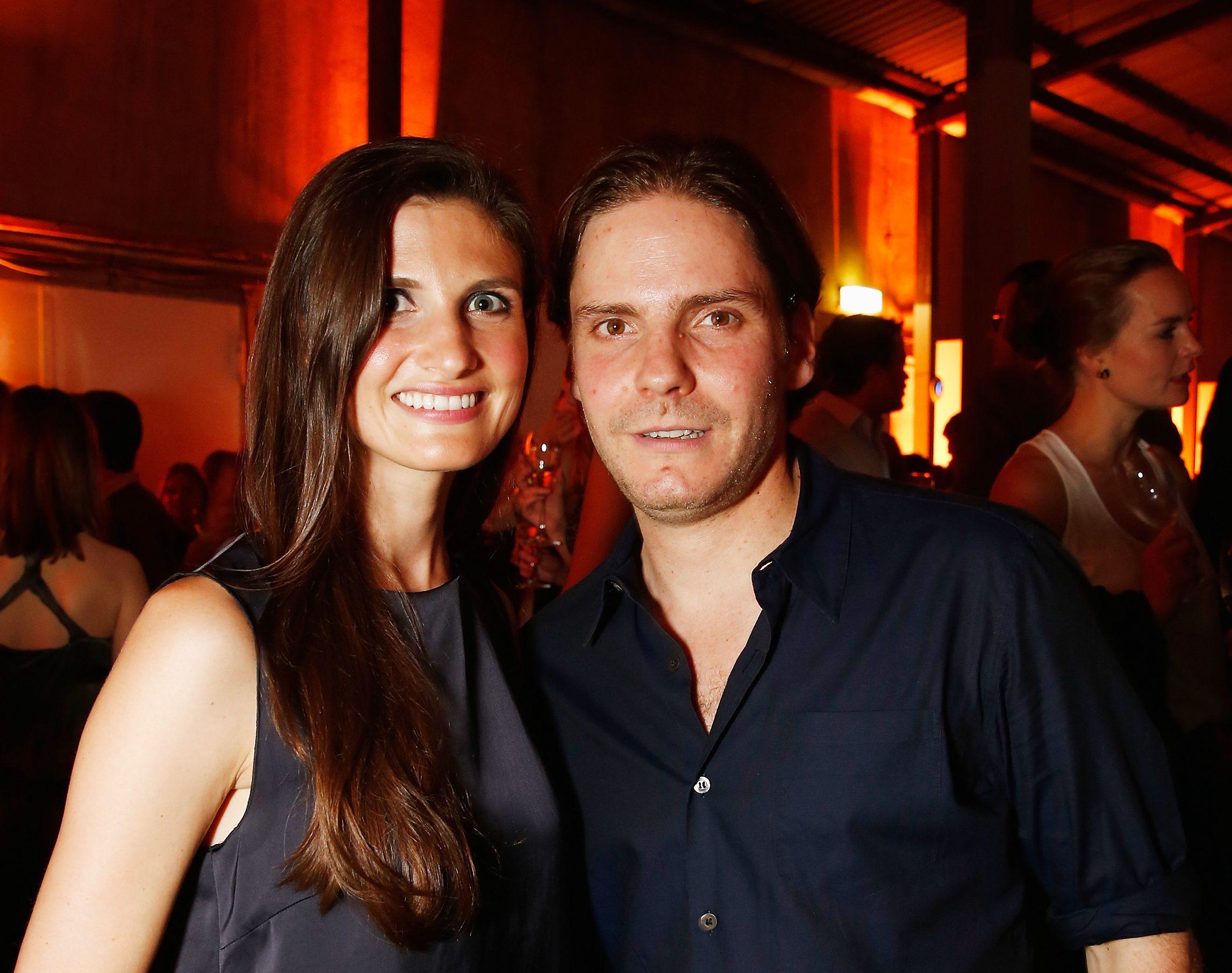 Daniel Bruhl wife girlfriend