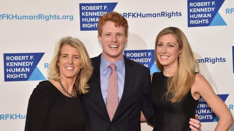Joe Kennedy family