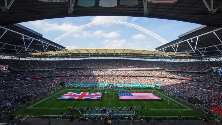nfl london 2018, nfl london, london games, nfl london games