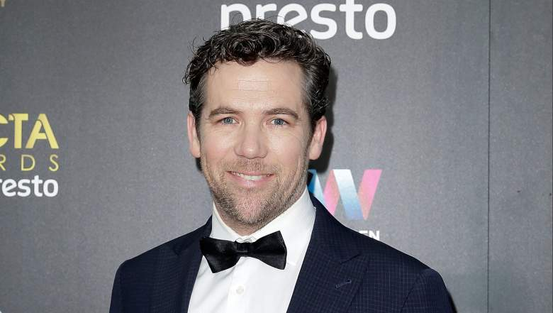 patrick brammall, james on glitch, james glitch