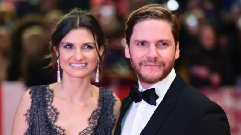Felicitas Romboldt & Daniel Bruhl, wife, girlfriend, couple.