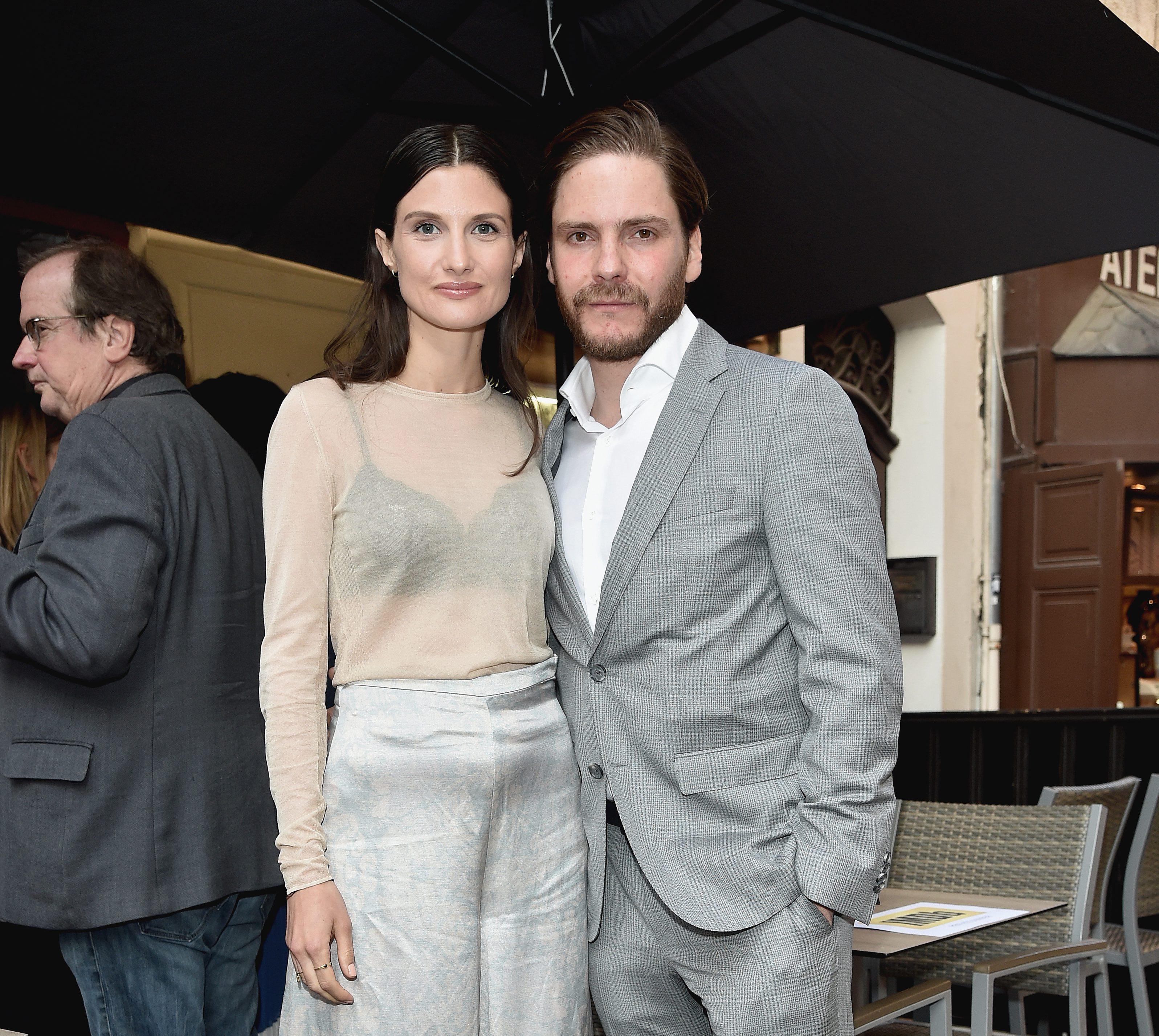 Daniel Bruhl wife girlfriend Felicitas Rombold