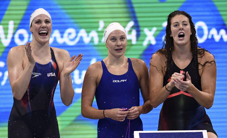 Olympians in Rio