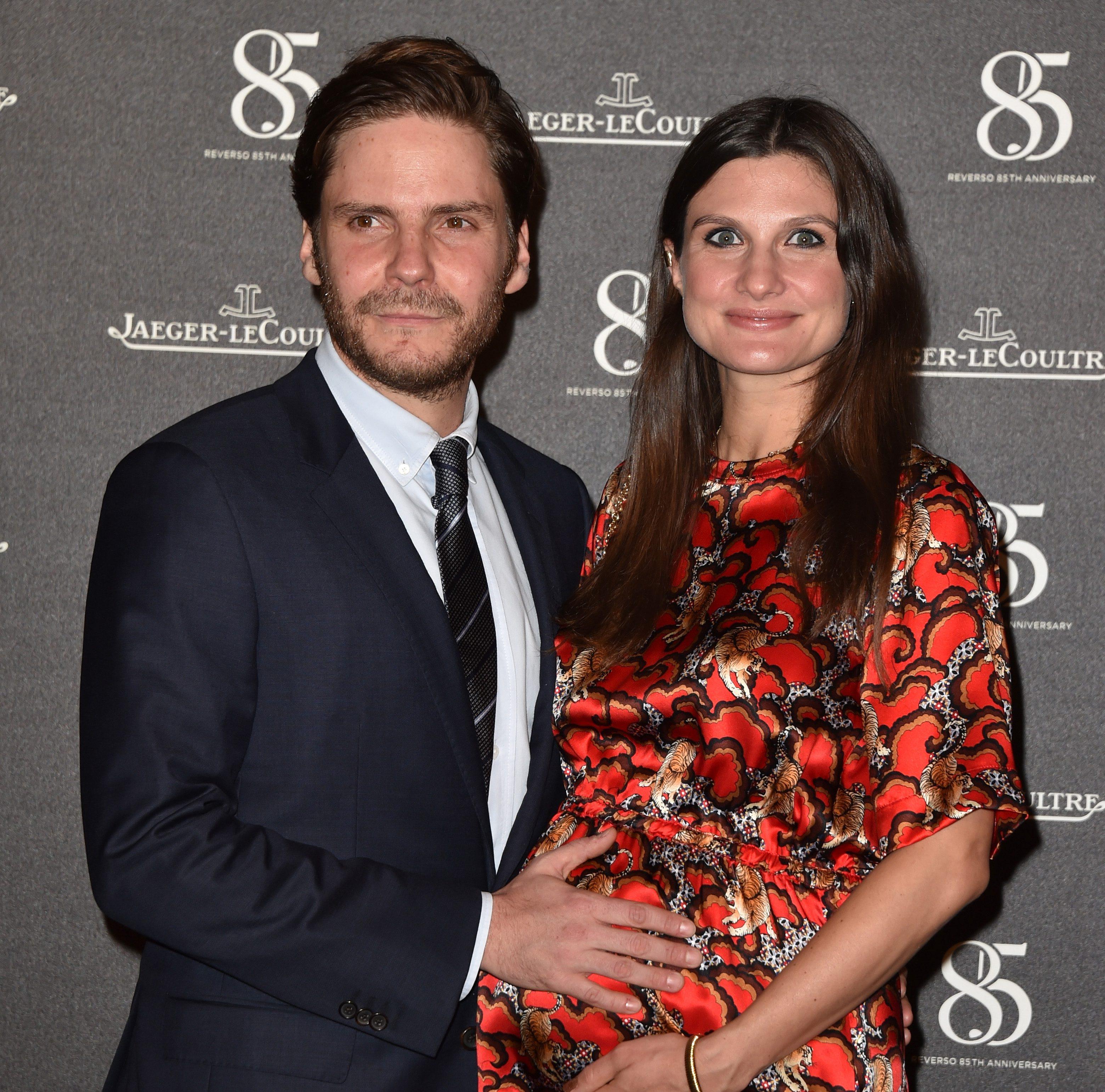 Daniel Bruhl girlfriend wife Felicitas Rombold