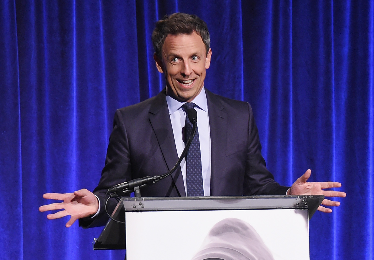 Seth Meyers Net Worth, How much money does Seth Meyer make, seth meyers net worth 2018, seth meyers salary income