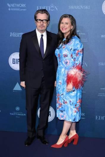 Gisele Schmidt, Gary Oldman's Wife, who is Gary Oldman Married, Gary Oldman Uma Thurman, Gary Oldman Ex-Wife