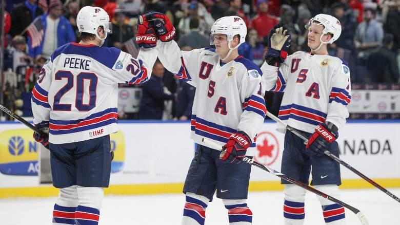 watch canada vs usa hockey online free