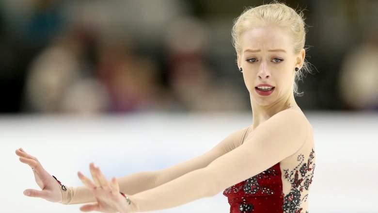 Bradie Tennell, U.S. Figure Skating Championships, Nationals, ladies figure skating