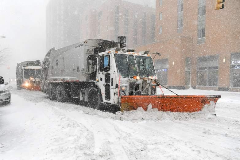 new york winter storm, new york blizzard