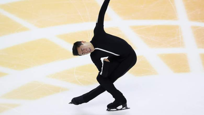 Nathan Chen, men's results national championship, men's figures skating results, national championship results