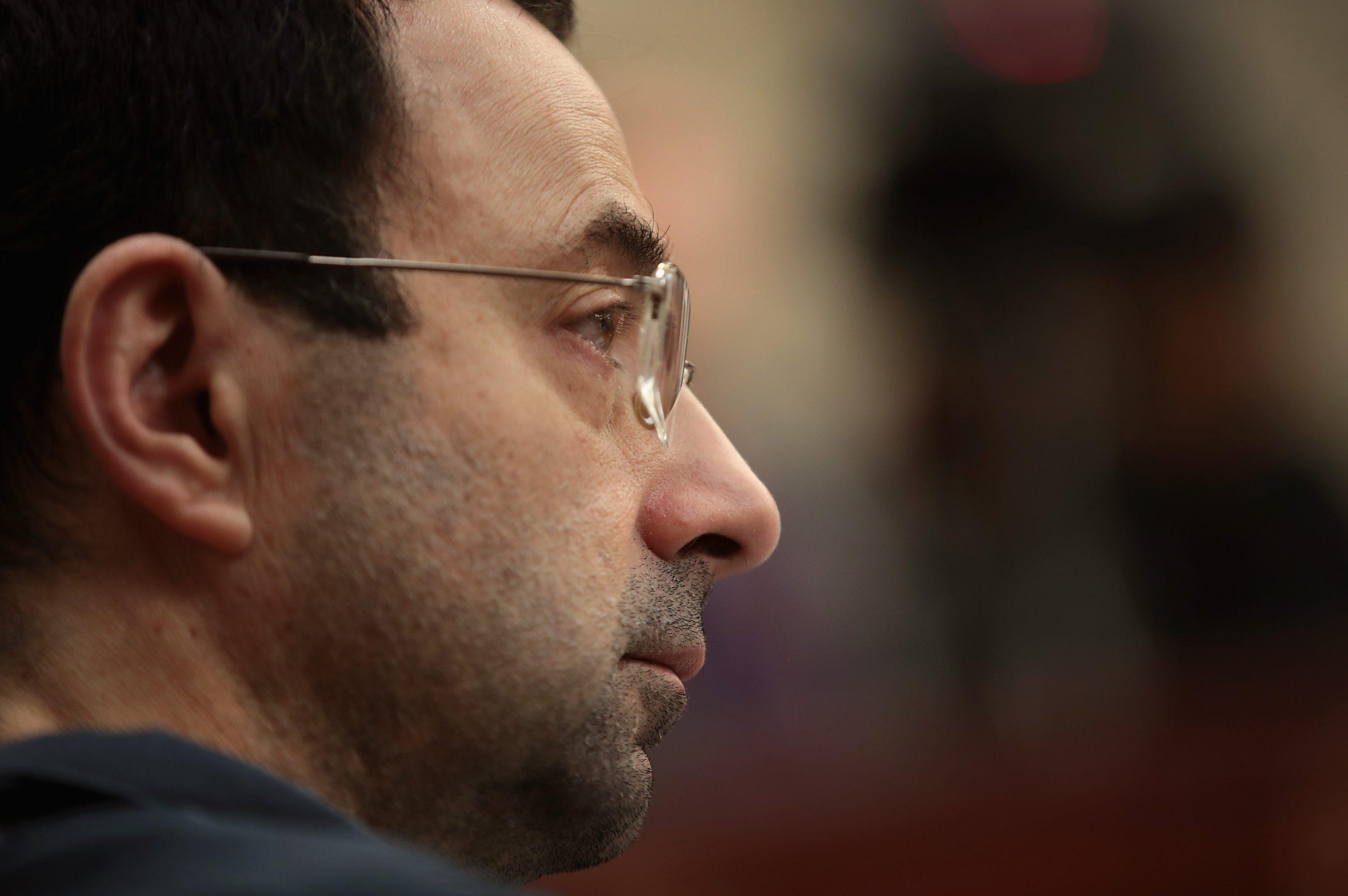 Larry Nassar trial, sexual abuse, gymnastics, Olympics