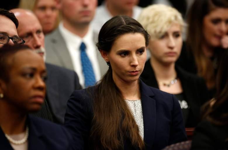 Rachael Denhollander, Olympian, Olympics, Gymnast, Dr. Larry Nassar, Sex Abuse, Trial, Michigan