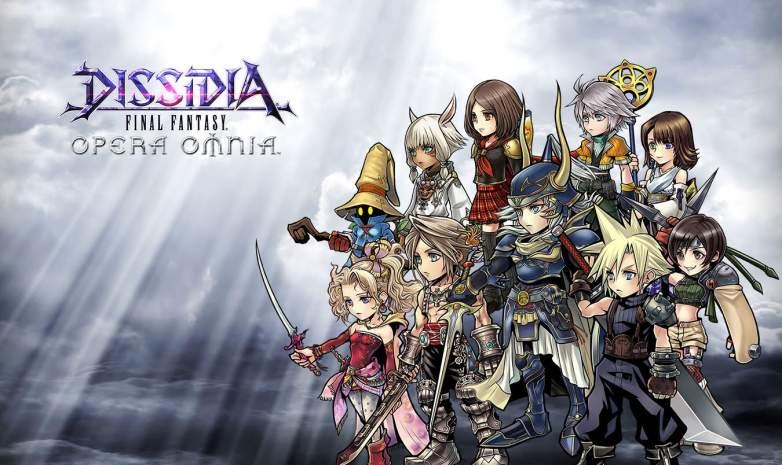 Dissidia Final Fantasy: Opera Omnia