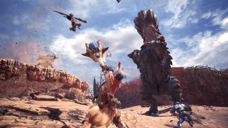 monster hunter world barroth
