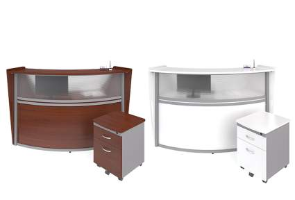 salon reception desk, salon furniture, salon equipment, salon reception