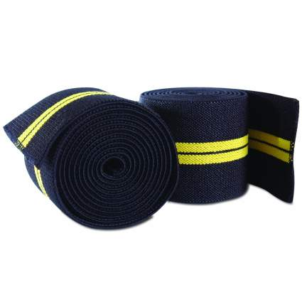 best knee sleeves compression squats powerlifting