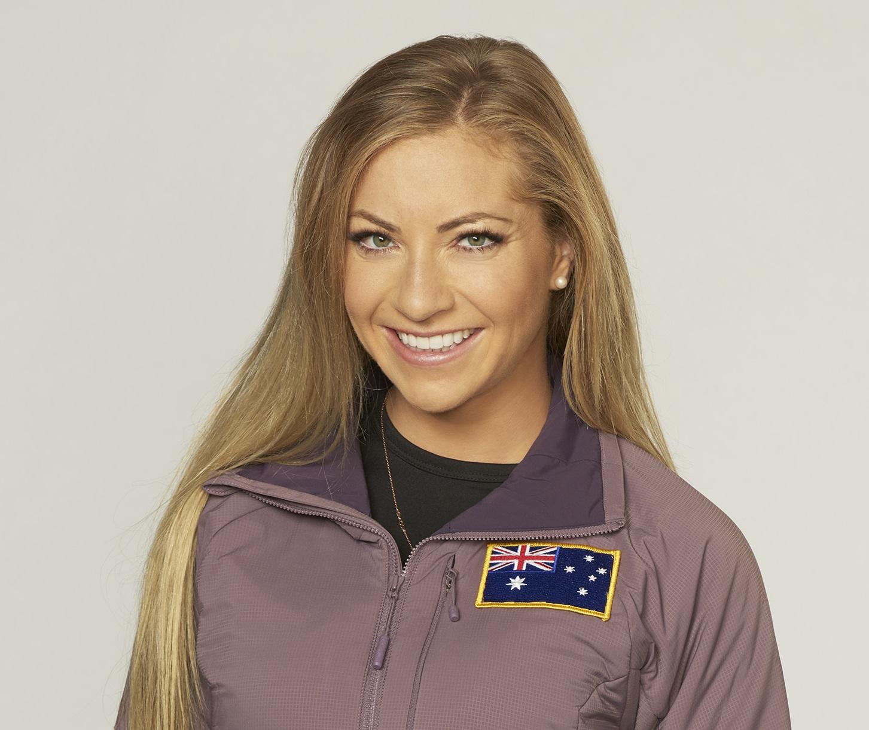 Tiffany Scanlon Bachelor Winter Games, Tiffany Scanlon Bisexual Bachelor Contestant
