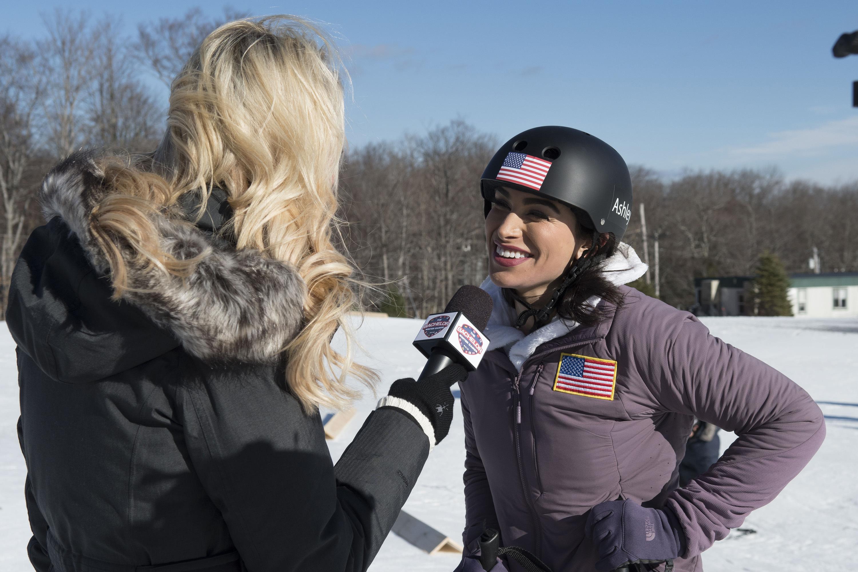 Ashley I Virgin Contestant, Ashley Iaconetti Bachelor Winter Games
