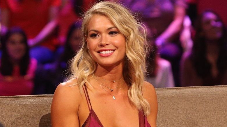 Krystal On The Bachelor Women Tell All, Krystal Nielson Wished Peter Kraus Was The Bachelor, Krystal Nielson The Bachelor 2018, Krystal The Bachelor 2018