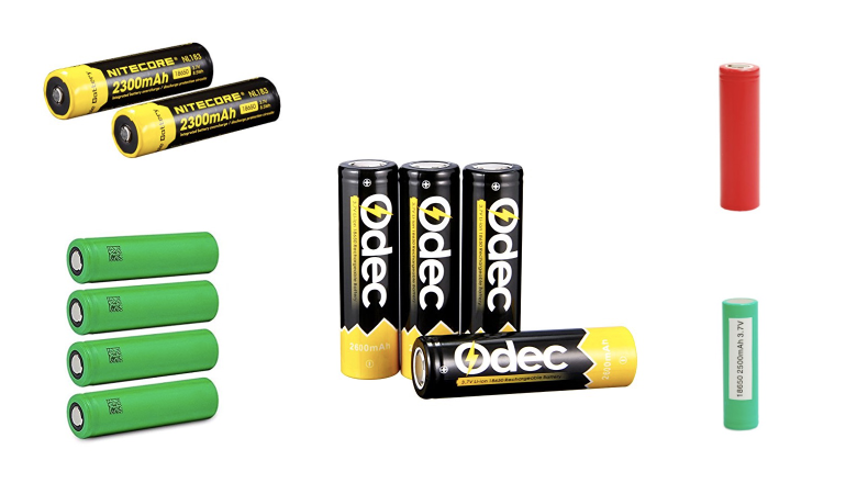 best 18650 batteries, 18650 batteries