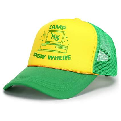 Camp 85 Know Where Baseball Cap
