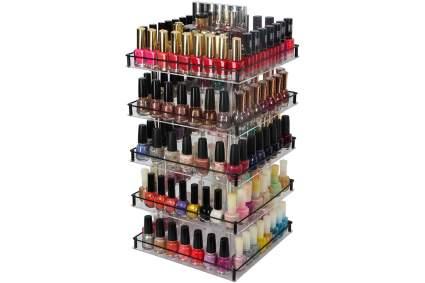 5 tier nail polish display