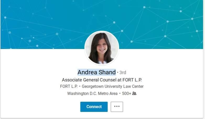 Andrea Manafort Shand