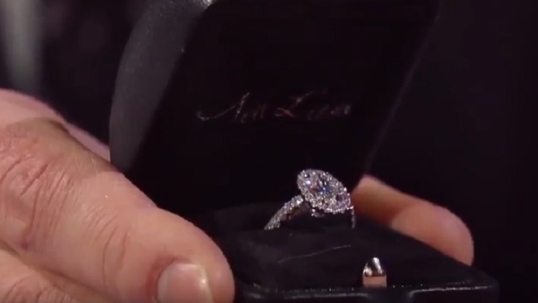 Neil Lane Engagement Ring, Clare Crawley Engagement Ring, The Bachelor Winter Games Tell All Spoilers