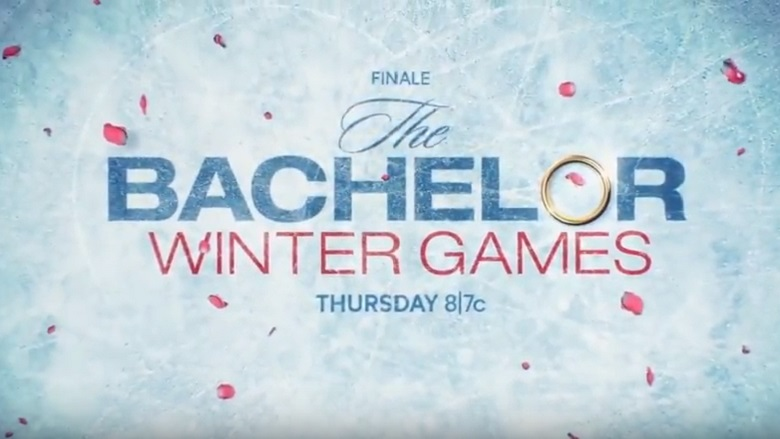 The Bachelor Winter Games Finale Spoilers, The Bachelor Winter Games Finale Logo