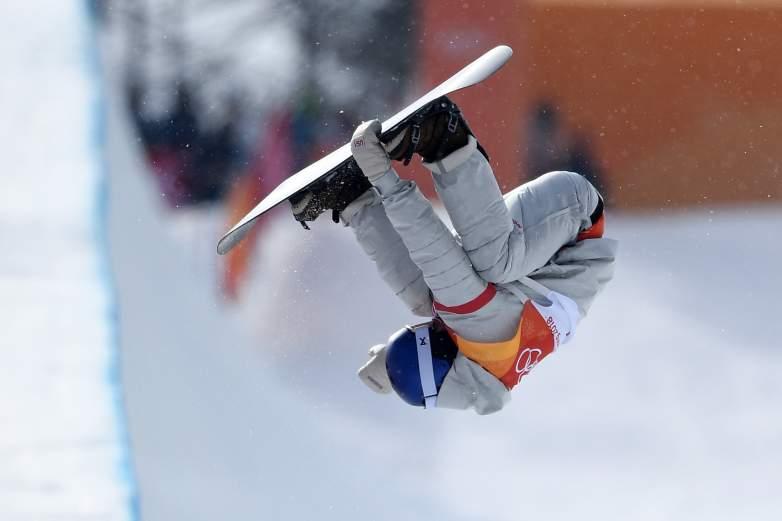 ben ferguson snowboarding