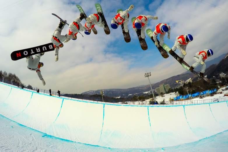 ben ferguson snowboard