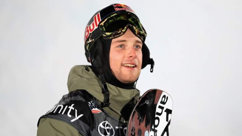 ben ferguson snowboarder, ben ferguson olympics