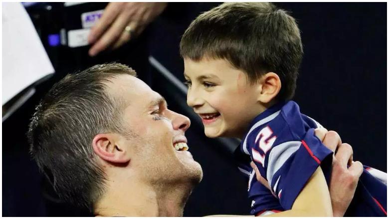Benjamin Brady Tom Brady S Son Benny 5 Fast Facts Heavy Com