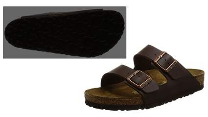 Men's sandals, mens flip flops, best sandals for men, men's slides, birkenstock
