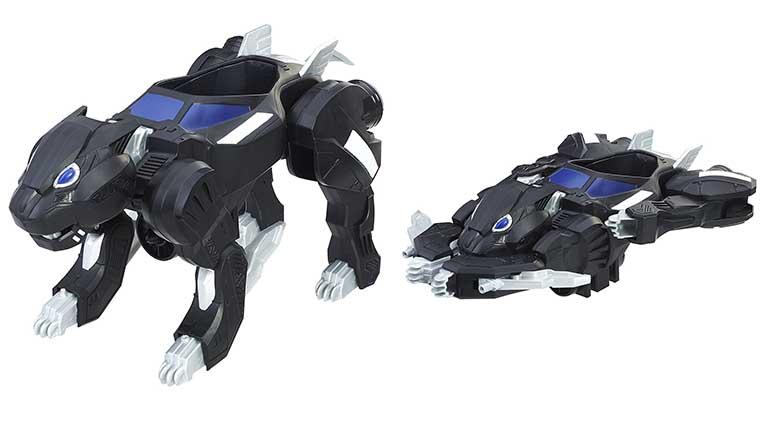 black panther 2 in 1 jet