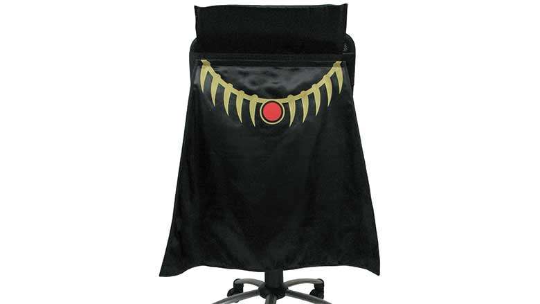 black panther chair capes