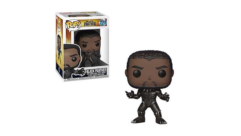 black panther funko pop figures