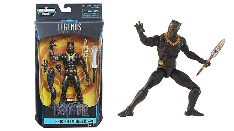 black panther legends erik killmonger