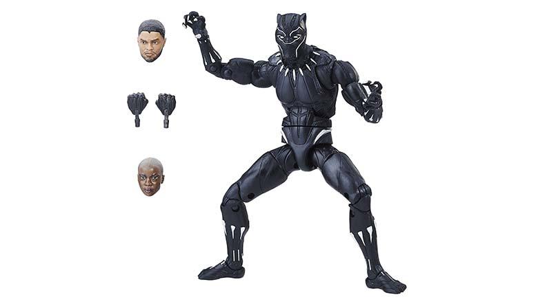 Black Panther action figures Legends Series