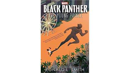 black panther the young prince book